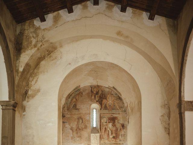 Il matrimonio di Matteo e Guendalina a Barberino Val d'Elsa, Firenze 11