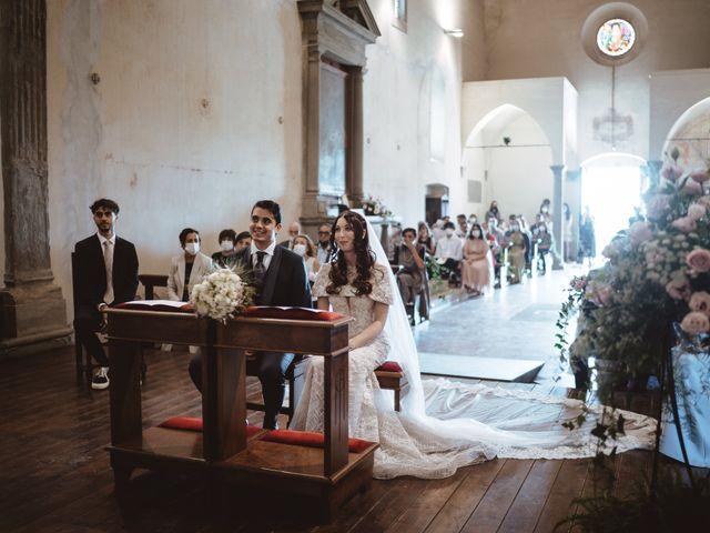 Il matrimonio di Matteo e Guendalina a Barberino Val d'Elsa, Firenze 12