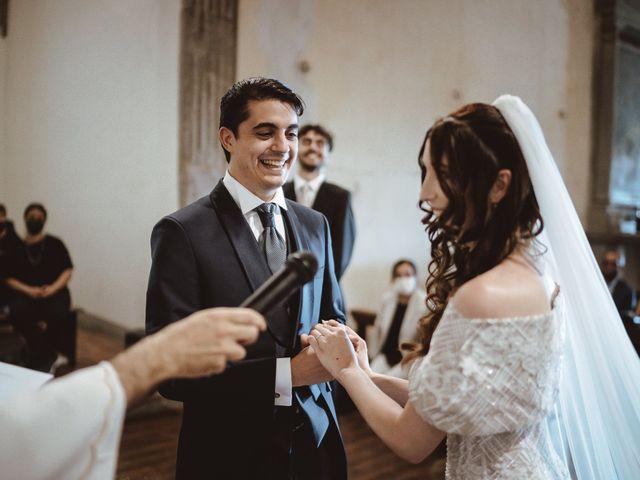 Il matrimonio di Matteo e Guendalina a Barberino Val d'Elsa, Firenze 14