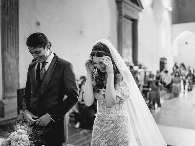 Il matrimonio di Matteo e Guendalina a Barberino Val d'Elsa, Firenze 15