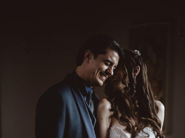 Il matrimonio di Matteo e Guendalina a Barberino Val d'Elsa, Firenze 24