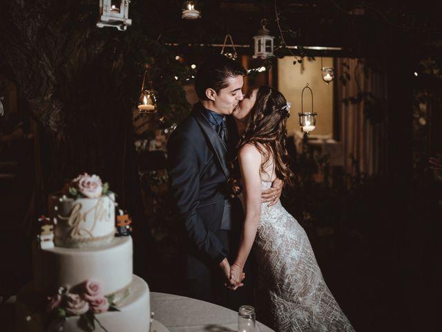 Il matrimonio di Matteo e Guendalina a Barberino Val d'Elsa, Firenze 26