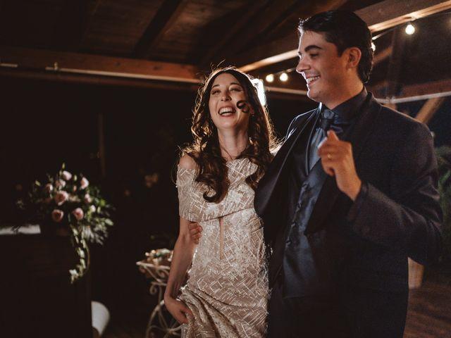 Il matrimonio di Matteo e Guendalina a Barberino Val d'Elsa, Firenze 27