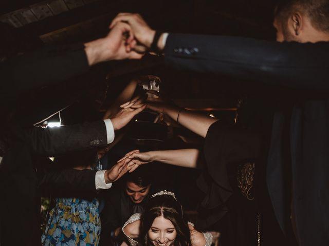 Il matrimonio di Matteo e Guendalina a Barberino Val d'Elsa, Firenze 28