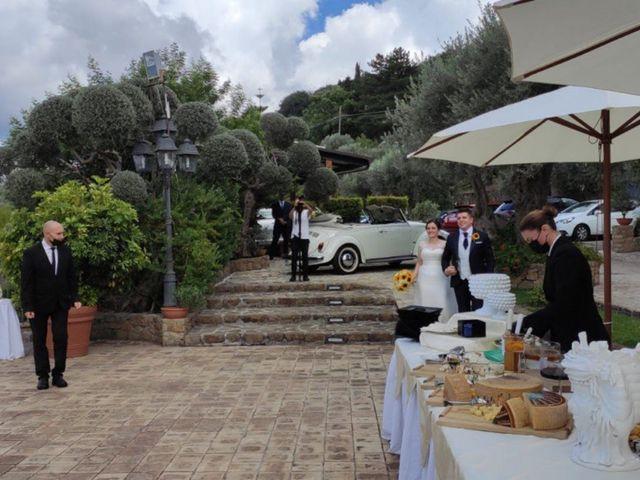 Il matrimonio di Vincenzo e Agnese a Mistretta, Messina 1