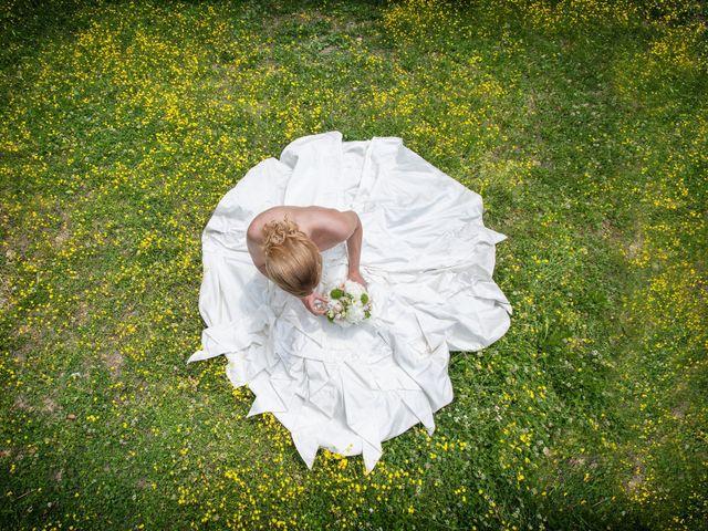 le nozze di Moreno e Alice