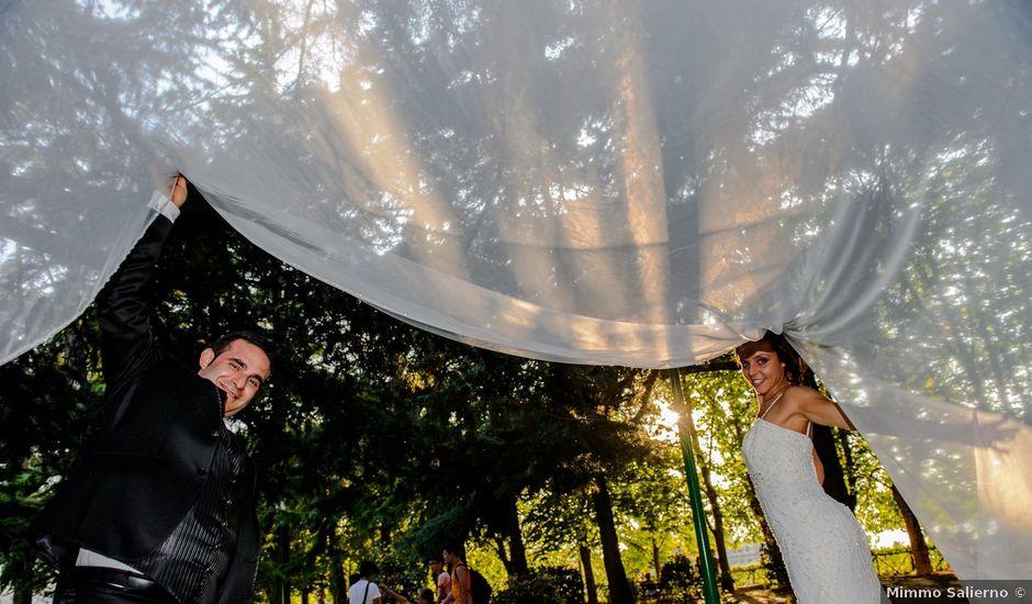 Il matrimonio di Adriano e Jessica a Sant'Angelo a Cupolo, Benevento