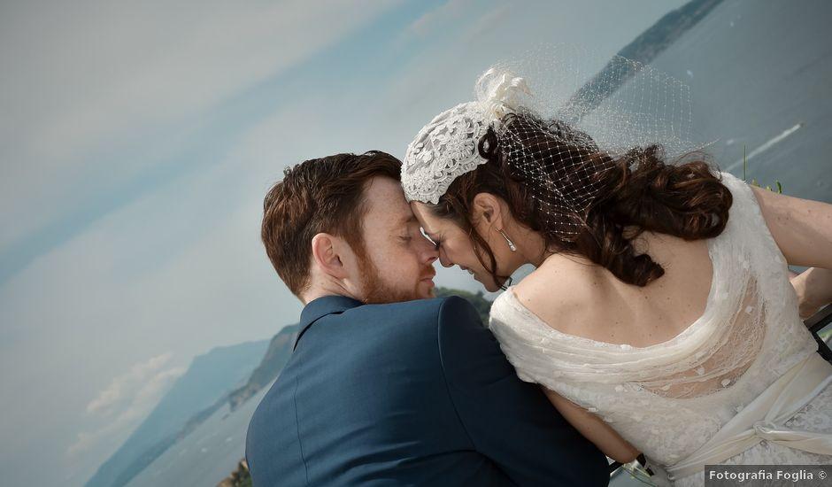 Il matrimonio di Oliver e Marta a Napoli, Napoli