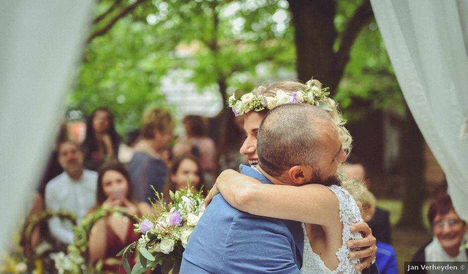 Il matrimonio di Luca e Valentina a Lu, Alessandria