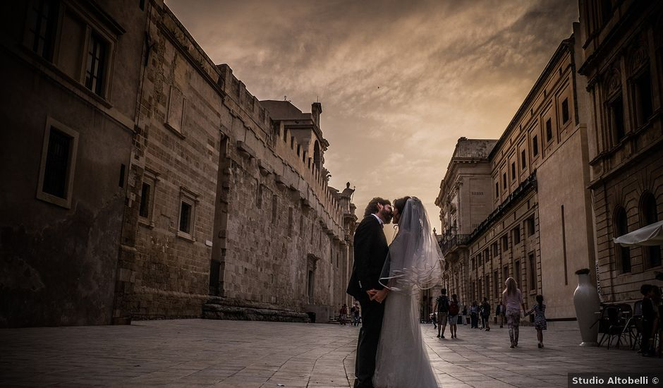 Il matrimonio di Gianluca e Iside a Siracusa, Siracusa