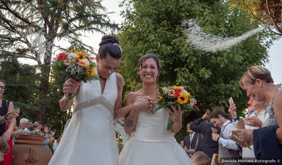 Il matrimonio di Eleonora e Elena a Padova, Padova