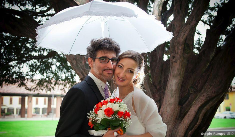 Il matrimonio di Francesco e Miriam a Trezzano sul Naviglio, Milano