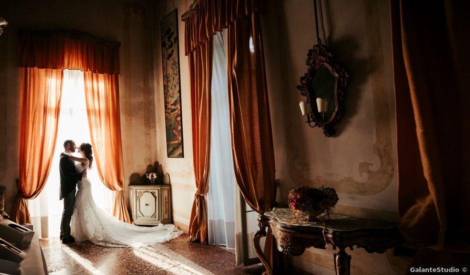Il matrimonio di Nico e Alena a Piombino Dese, Padova