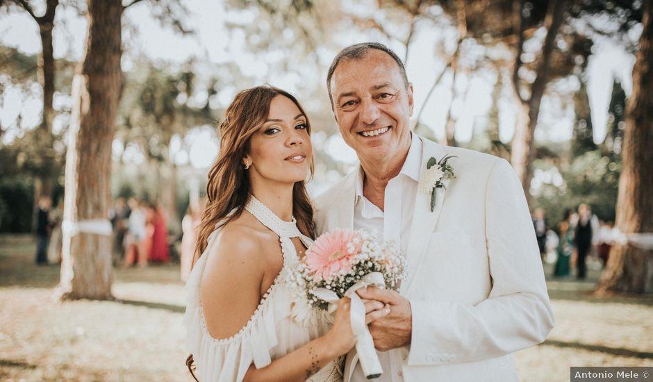 Il matrimonio di Giorgio e Sabrina a Roma, Roma