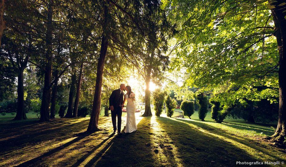 Il matrimonio di Antonio e Denise a Lesmo, Monza e Brianza