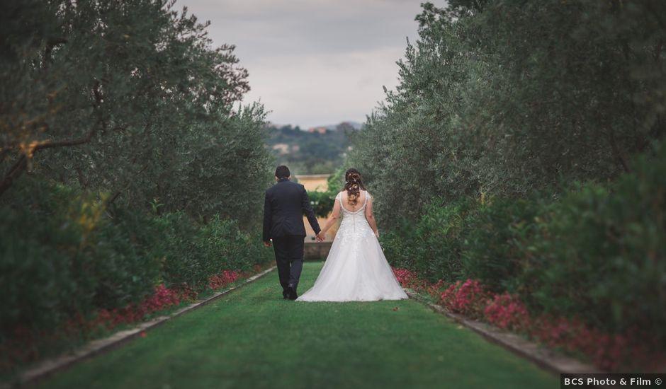 Il matrimonio di Emanuele e Greta a Ferentino, Frosinone
