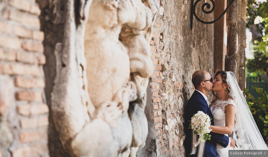 Il matrimonio di Ambrogio e Michela a Roma, Roma