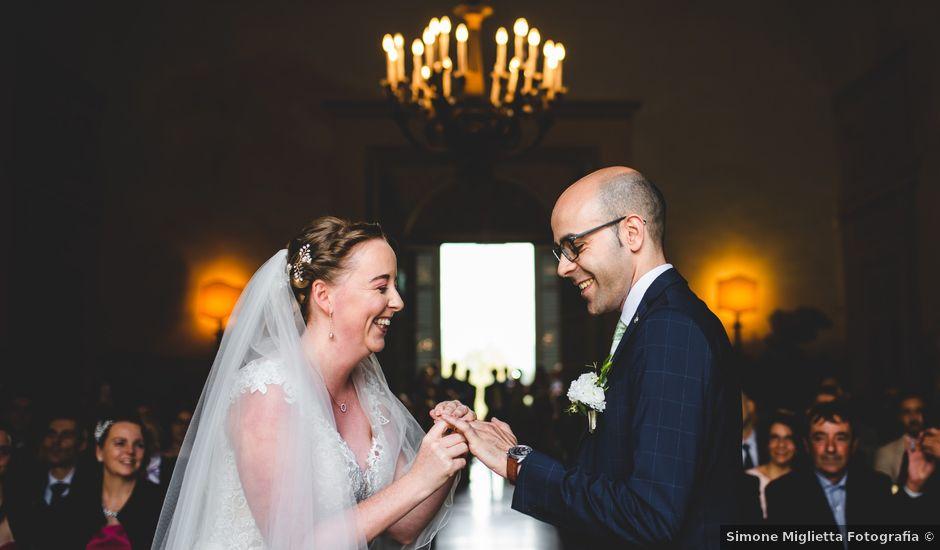 Il matrimonio di Gianluca e Natascha a Lucca, Lucca