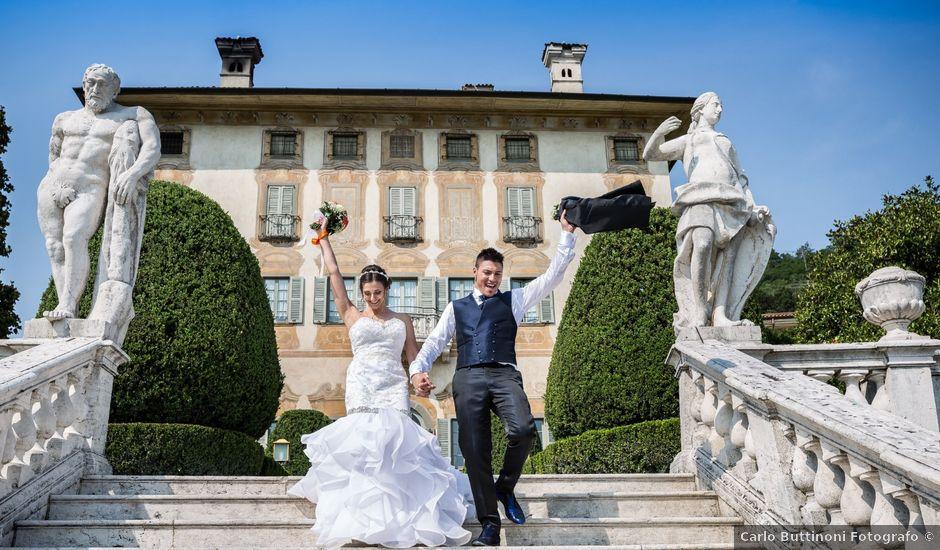 Il matrimonio di William e Valentina a Presezzo, Bergamo