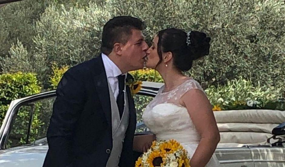 Il matrimonio di Vincenzo e Agnese a Mistretta, Messina