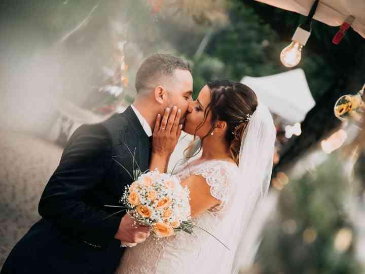 le nozze di Sara e Simone