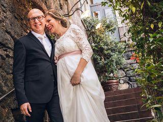 Le nozze di Patrizia e Aldo