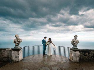 le nozze di Claire e Mike 1