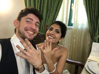 Le nozze di Patricia e Luca