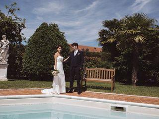 Le nozze di Patricia e Luca 1