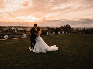 Le nozze di Mauro e Sara