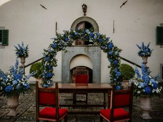 Le nozze di Eliana e Massimiliano 1