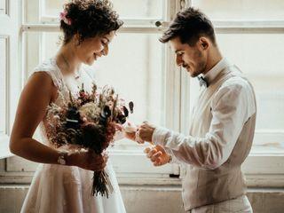 Le nozze di Gabrielle e Amarildo 1