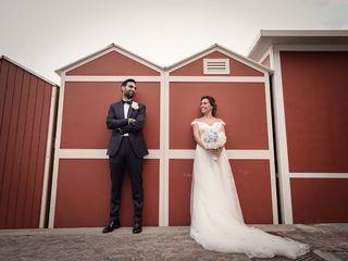 Le nozze di Stefano e Antonella