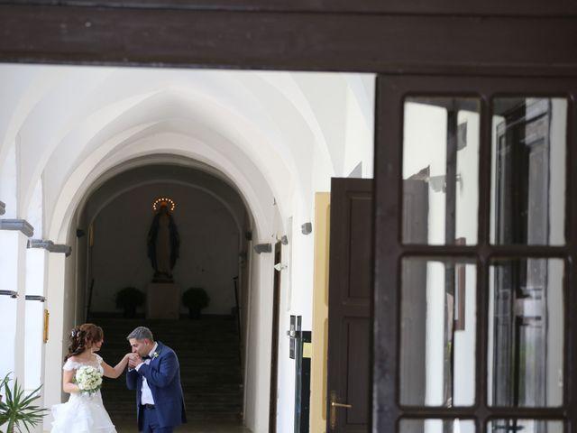 Il matrimonio di Lucia e Danilo a Avellino, Avellino 17