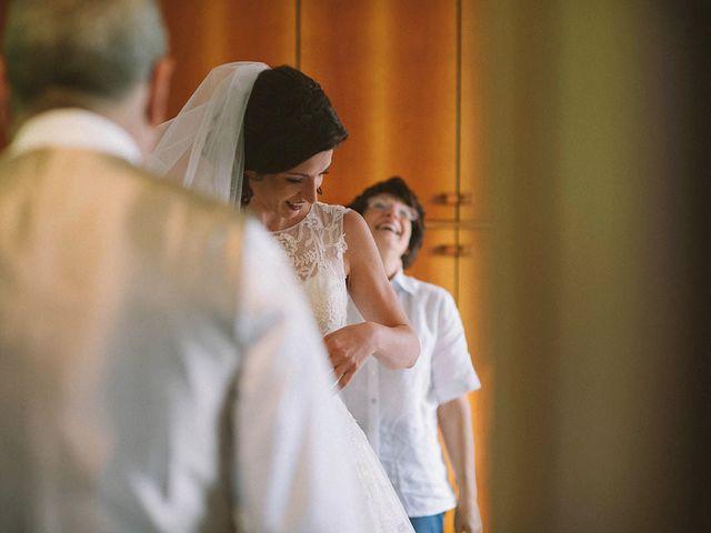 Il matrimonio di Pietro e Chiara a Cassine, Alessandria 7
