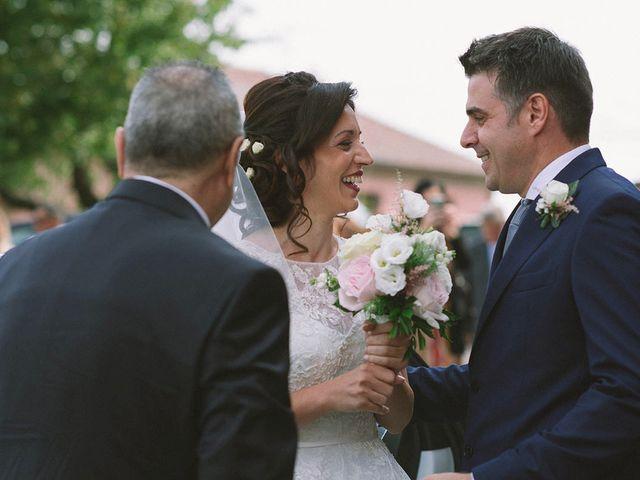 Il matrimonio di Pietro e Chiara a Cassine, Alessandria 26