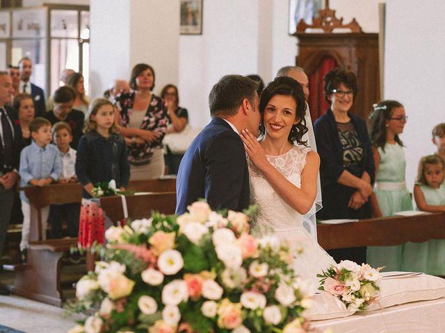 Il matrimonio di Pietro e Chiara a Cassine, Alessandria 28