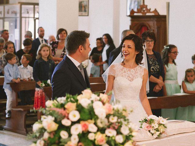 Il matrimonio di Pietro e Chiara a Cassine, Alessandria 29