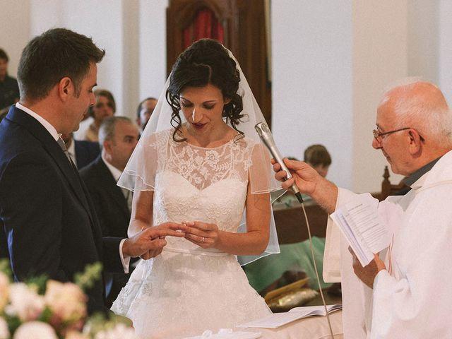 Il matrimonio di Pietro e Chiara a Cassine, Alessandria 34