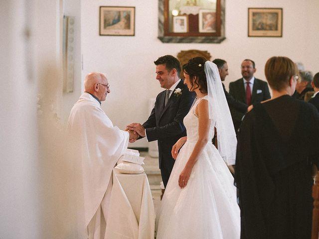 Il matrimonio di Pietro e Chiara a Cassine, Alessandria 36