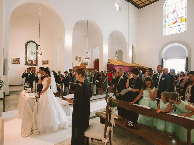 Il matrimonio di Pietro e Chiara a Cassine, Alessandria 37