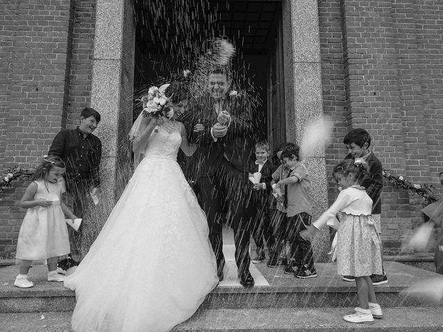 Il matrimonio di Pietro e Chiara a Cassine, Alessandria 38