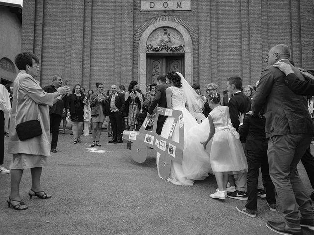 Il matrimonio di Pietro e Chiara a Cassine, Alessandria 39