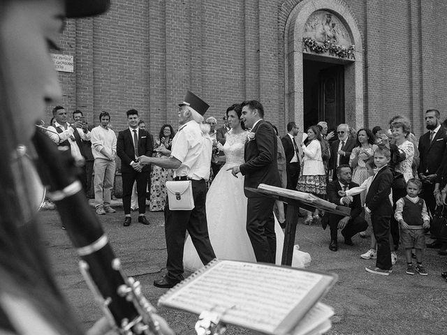 Il matrimonio di Pietro e Chiara a Cassine, Alessandria 45