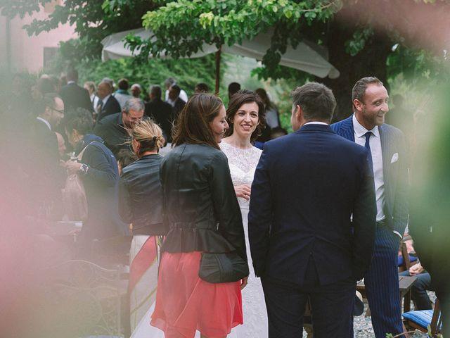 Il matrimonio di Pietro e Chiara a Cassine, Alessandria 53