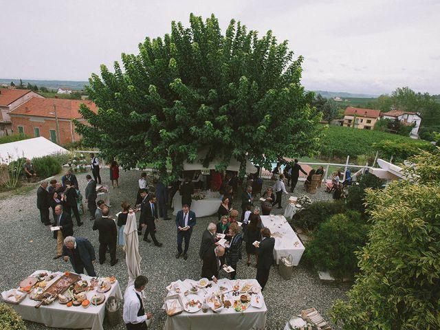 Il matrimonio di Pietro e Chiara a Cassine, Alessandria 57
