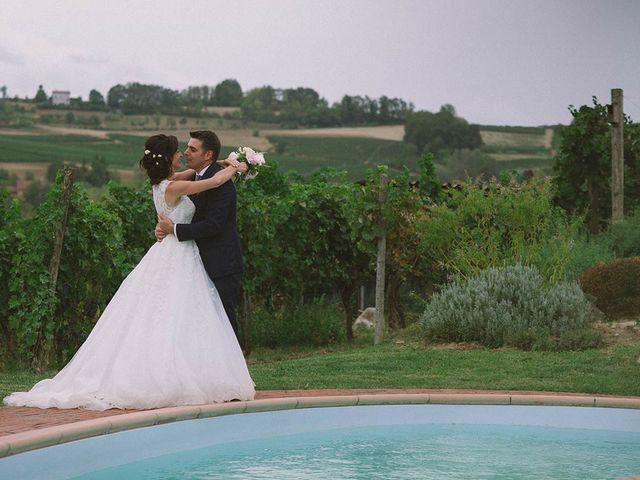 Il matrimonio di Pietro e Chiara a Cassine, Alessandria 58