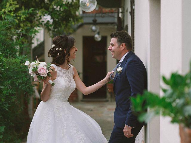 Il matrimonio di Pietro e Chiara a Cassine, Alessandria 1