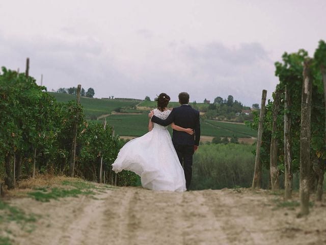 Il matrimonio di Pietro e Chiara a Cassine, Alessandria 61