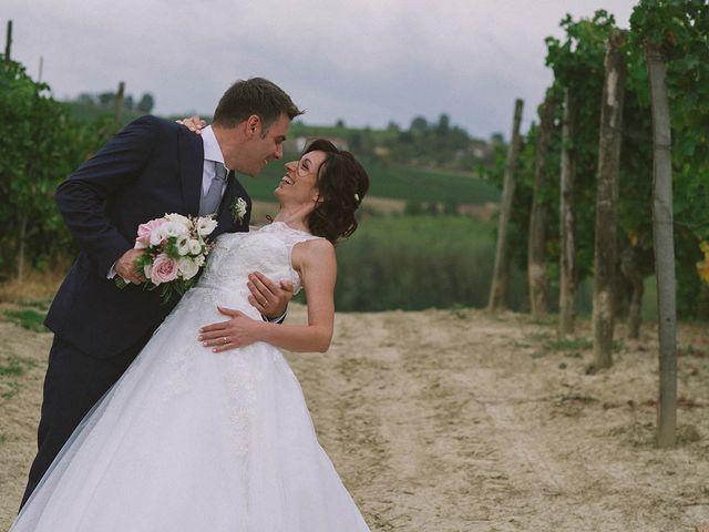 Il matrimonio di Pietro e Chiara a Cassine, Alessandria 62